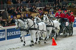De Ruijter Harry, NED<br /> World Cup Driving - Bordeaux 2002<br /> © Hippo Foto - Dirk Caremans<br /> 08/02/2002