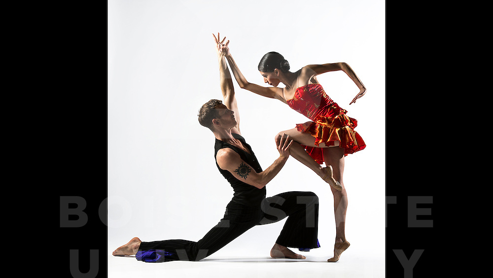 IDT, Idaho Dance Theatre, Spring promo, John Kelly photo