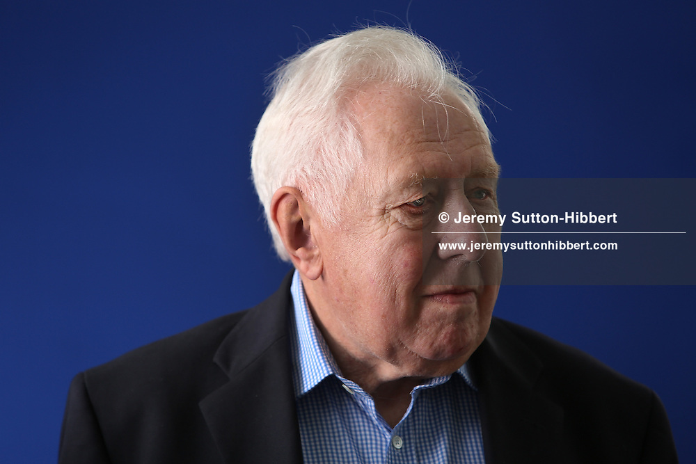EDINBURGH, SCOTLAND - AUGUST 13:  Roy Hattersley, British Labour politician, author and journalist, served as Deputy Leader of the Labour Party from 1983 to 1992, appears at a photocall prior to an event at the 30th Edinburgh International Book Festival, on August 13, 2013 in Edinburgh, Scotland. The Edinburgh International Book Festival is the worlds largest annual literary event, and takes place in the city which became a UNESCO City of Literature in 2004.  (Photo by Jeremy Sutton-Hibbert/Getty Images)