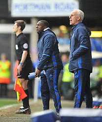MICK McCARTHY MANAGER IPSWICH TOWN, Ipswich Town v Birmingham City EFL Sky Bet Championship, Portman Road, Saturday 1st April 2017: Score 1-1<br /> Photo:Mike Capps