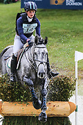 Lordana VH Leysehof Z ridden by Sophie Jenman in the Equi-Trek CCI-L4* Cross Country during the Bramham International Horse Trials 2019 at Bramham Park, Bramham, United Kingdom on 8 June 2019.