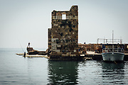 Byblos, one of the oldest Phoenician cities, Lebanon 2013