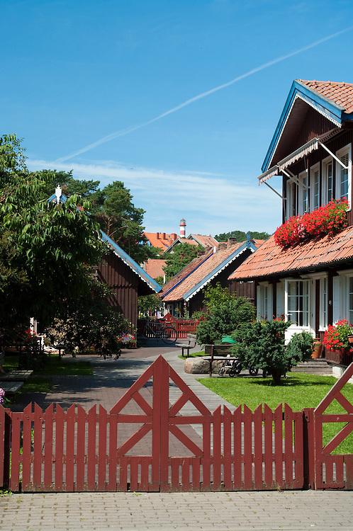 A view of Nida, Lithuania