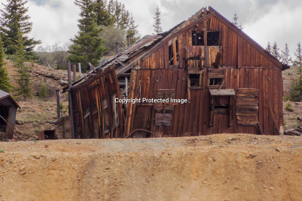 Ibex Mine Complex; Leadville, Colorado