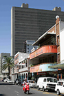 GV of Long street in Cape Town, Western Cape South Africa.Photo by: Ron Gaunt/SPORTZPICS