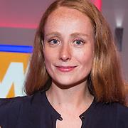 NLD/Hilversum/20130826 - najaarspresentatie 2013 omroep Max, Sytske van der Ster