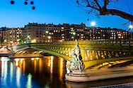 Paris, le pont Mirabeau