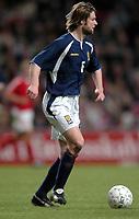 Fotball<br /> Treningskamp<br /> Danmark v Skottland<br /> 28. april 2004<br /> Foto: Digitalsport<br /> NORWAY ONLY<br /> <br /> STEVEN PRESSLEY (SCO)
