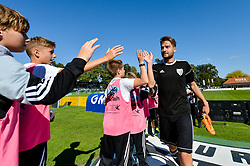 Nik Lorbek of NS Mura after football match between NS Mura and NK Maribor in 10th Round of Prva liga Telekom Slovenije 2018/19, on September 30, 2018 in Mestni stadion Fazanerija, Murska Sobota, Slovenia. Photo by Mario Horvat / Sportida