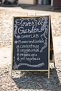 Content Magazine hosts its Garden & Flower Content Lab at Veggielution on Emma Prusch Farm Park in San Jose, California, on May 14, 2016. (Stan Olszewski/SOSKIphoto)