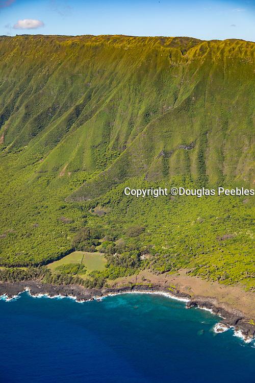 Kalaupapa, North Shore, Molokai, Hawaii