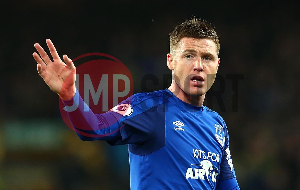James McCarthy of Everton - Mandatory by-line: Robbie Stephenson/JMP - 01/01/2018 - FOOTBALL - Goodison Park - Liverpool, England - Everton v Manchester United - Premier League