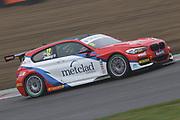 Stephen Jelley - Team Parker Racing - BMW 125i M Sport during the British Touring Car Championship (BTCC) at  Brands Hatch, Fawkham, United Kingdom on 7 April 2019.