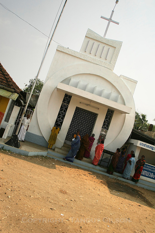Indian Christianity scene, Southern India