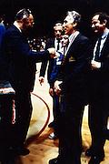 Europei Francia 1983 - Nantes: Alessandro Gamba medaglia d'oro