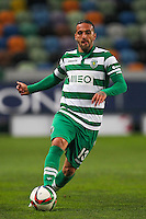 Miguel Lopes - 28.01.2015 - Sporting / Vitoria Setubal -Coupe de la ligue- Portugal-<br /> Photo : Carlos Rodrigues /  Icon Sport