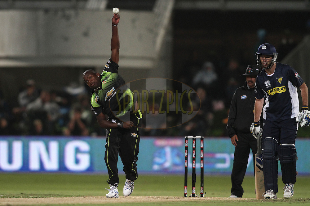 during match 6 of the Airtel CLT20 between The Warriors and The Victorian Bushrangers held at St Georges Park in Port Elizabeth on the 13 September 2010..Photo by: Shaun Roy/SPORTZPICS/CLT20