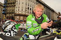 MOTORSPORT - DAKAR ARGENTINA CHILE 2010 - STAGE 1 - BUENOS AIRES (ARG) / COLON (ARG) - 01/01/2010- PHOTO : ERIC VARGIOLU / DPPI<br /> PAL ULLEVALSETER  ( NOR ) - KTM   - AMBIANCE - PORTRAIT