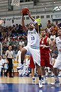DESCRIZIONE : Roseto Degli Abruzzi Giochi del Mediterraneo 2009 Mediterranean Games Turchia Italia Turkey Italy Final Men<br /> GIOCATORE : Pietro Aradori<br /> SQUADRA : Italia Italy<br /> EVENTO : Roseto Degli Abruzzi Giochi del Mediterraneo 2009<br /> GARA : Turchia Italia Turkey Italy <br /> DATA : 04/07/2009<br /> CATEGORIA : tiro penetrazione<br /> SPORT : Pallacanestro<br /> AUTORE : Agenzia Ciamillo-Castoria/C.De Massis<br /> Galleria : Giochi del Mediterraneo 2009<br /> Fotonotizia : Roseto Degli Abruzzi Giochi del Mediterraneo 2009 Mediterranean Games Turchia Italia Turkey Italy Final Men <br /> Predefinita :