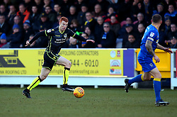 Rory Gaffney of Bristol Rovers - Mandatory by-line: Robbie Stephenson/JMP - 17/02/2018 - FOOTBALL - Cherry Red Records Stadium - Kingston upon Thames, England - AFC Wimbledon v Bristol Rovers - Sky Bet League One