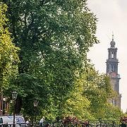 NLD/Amsterdam/20180628 - Rondvaart Amsterdam, Westerkerk