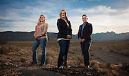 Christian Raymer, Jill Bernacki, & Joann Ohlmeier of Trauma Intervention Program of Southern Nevada.