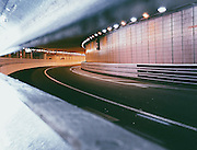 May 25-29, 2016: Monaco Grand Prix. Monaco Grand Prix atmosphere, Monaco Tunnel