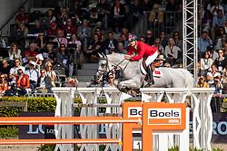 Siyahi Efe, TUR, Call Me Princess<br /> European Championship Jumping<br /> Rotterdam 2019<br /> © Dirk Caremans<br /> Siyahi Efe, TUR, Call Me Princess