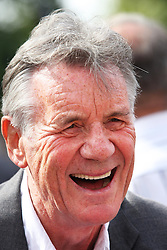 Michael Palin  at the unveiling of a  blue plaque dedicated to former Monty Python Graham Chapman at his local pub the Angel in Highgate, North London, Thursday, 6th September 2012  Photo by: Stephen Lock / i-Images