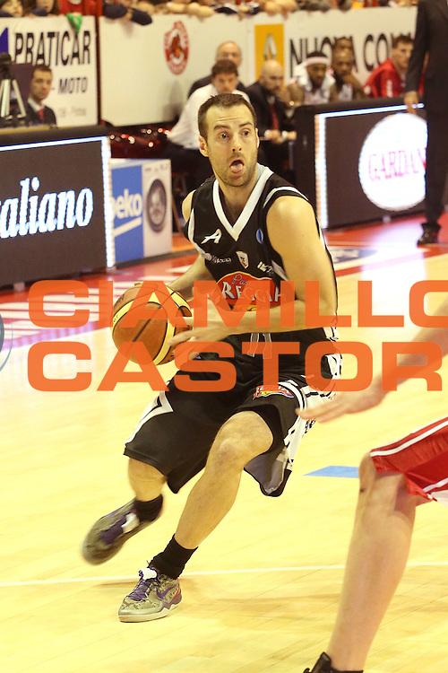 DESCRIZIONE : Campionato 2014/15 Giorgio Tesi Group Pistoia - Pasta Reggia Caserta<br /> GIOCATORE : Capin Aleksandar <br /> CATEGORIA : Palleggio<br /> SQUADRA : Pasta Reggia Caserta<br /> EVENTO : LegaBasket Serie A Beko 2014/2015<br /> GARA : Giorgio Tesi Group Pistoia - Pasta Reggia Caserta<br /> DATA : 15/02/2015<br /> SPORT : Pallacanestro <br /> AUTORE : Agenzia Ciamillo-Castoria/S.D'Errico<br /> Galleria : LegaBasket Serie A Beko 2014/2015<br /> Fotonotizia : Campionato 2014/15 Giorgio Tesi Group Pistoia - Pasta Reggia Caserta<br /> Predefinita :