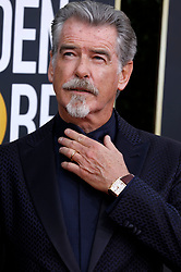 January 5, 2020, Beverly Hills, Kalifornien, USA: Pierce Brosnan bei der Verleihung der 77. Golden Globe Awards im Beverly Hilton Hotel. Beverly Hills, 05.01.2020 (Credit Image: © Future-Image via ZUMA Press)