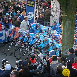 HUYBERGEN (NED) veldrijden <br /> WK 2008-2009