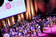 Photos of the Salvation Army Children's Orchestra at the Phil Ramone Music Memorial Celebration concert event at Salvation Army Theater, NYC. May 11, 2013. Copyright © 2013 Matthew Eisman. All Rights Reserved
