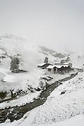 Julierpass, Winter, Schnee, Kanton Graubünden, Alpen, Schweiz |  Julier Pass, winter, snow, Graubünden, Switzerland