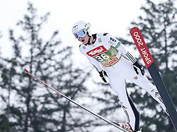 03.01.2015, Bergisel Schanze, Innsbruck, AUT, FIS Ski Sprung Weltcup, 63. Vierschanzentournee, Training, im Bild Jakub Janda (CZE) // Jakub Janda of Czech Republic in action during Trial Jump of 63 rd Four Hills Tournament of FIS Ski Jumping World Cup at the Bergisel Schanze, Innsbruck, Austria on 2015/01/03. EXPA Pictures © 2015, PhotoCredit: EXPA/ Peter Rinderer