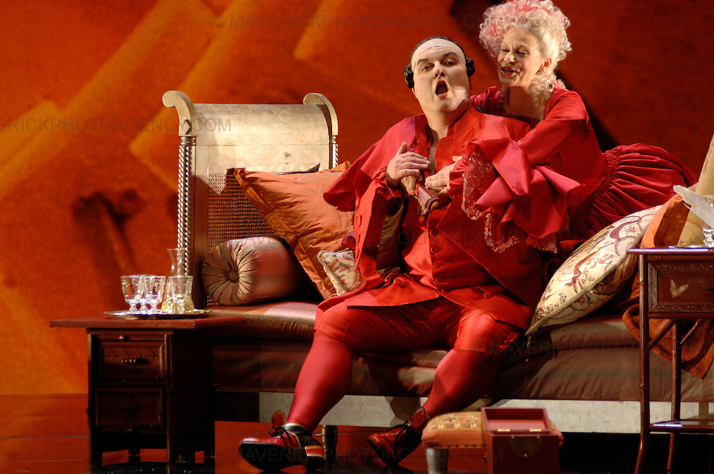 """The opera """"Capriccio"""" by Richard Strauss debuts at the Edinburgh International Festival.  Strauss's opera follows the journey of young widow Countess Madeleine who is torn between lovers and explores all matters of a confused heart...."""