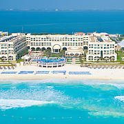 Aerial View of the Marriott Casamagna.<br />