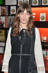LAURA JACKSON at the launch of new book 'Farfetch Curates: Food' at Maison Assouline, Piccadilly, London on 24th March 2015.