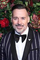David Furnish, 64th Evening Standard Theatre Awards, Theatre Royal Drury Lane, London UK, 18 November 2018, Photo by Richard Goldschmidt