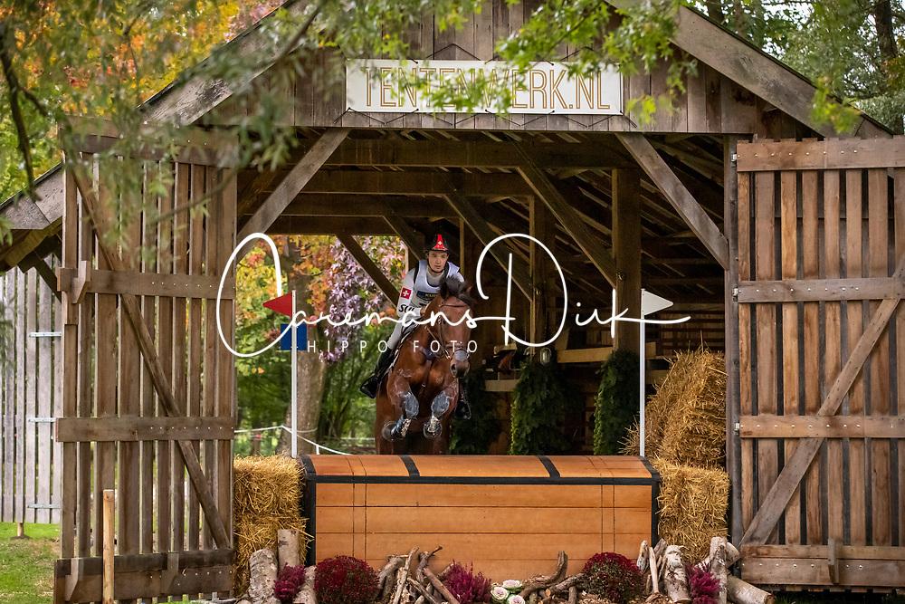 Godel Robin, SUI, Grandeur de Lully CH<br /> CCIO 4* Boekelo 2019<br /> © Hippo Foto - Leanjo de Koster<br />  12/10/2019