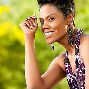 Jarita Givens Fashion Headshot