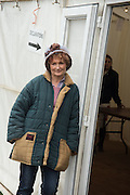 MANDY BRYAN, The Heythrop Hunt Point to Point. Cocklebarrow. 24 January 2016