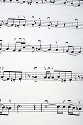 05 April 2014:   Sheet music