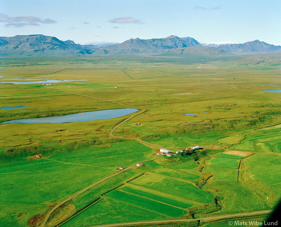 Vatnsleysa séð til norðvesturs, Bláskógabyggð áður Biskupstungnahreppur / Vatnsleysa viewing northwest, Blaskogabyggd former Biskupstungnahreppur