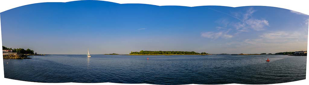 Pelham Islands, Long Island Sound,  New Rochelle, NY