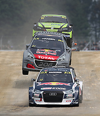 2018 FIA World Rallycross Championship - Day Two -  26 May 2018