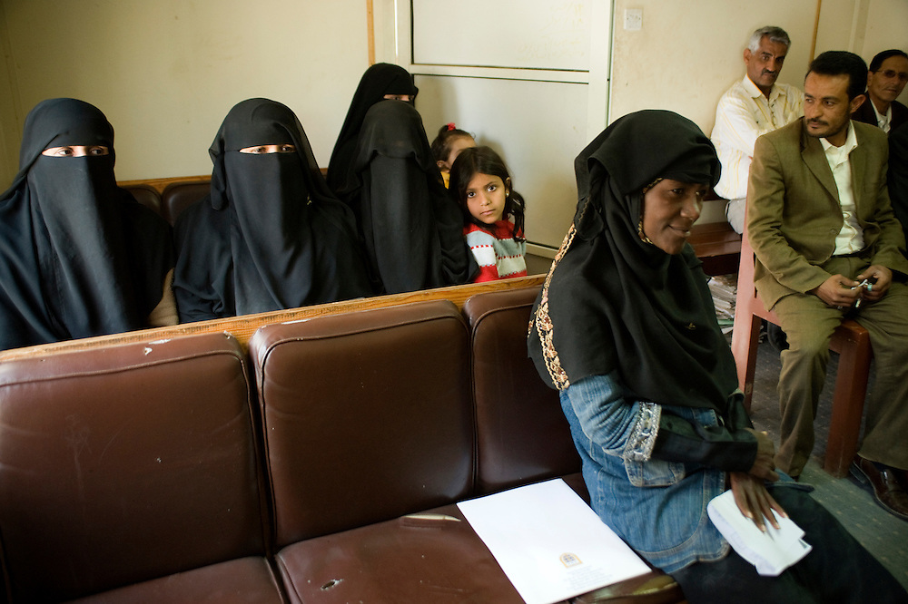 Sana'a court where divorces are granted...More and more women are asking for divorce. It takes more time for them to obtain it than for men but the procedure in itself is not difficult. Reasons for asking for divorce are similar to the ones we know in Europe.