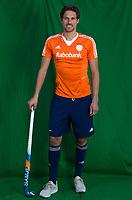 ARNHEM - BJORN KELLERMAN , lid trainingsgroep Nederlands hockeyteam heren. COPYRIGHT KOEN SUYK