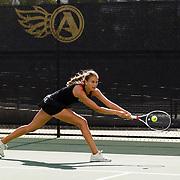 10 November 2017:  The San Diego State Aztecs women's tennis team hosts it's annual Fall Classic II.<br /> www.sdsuaztecphotos.com