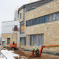 2016 UWL Student Center Construction